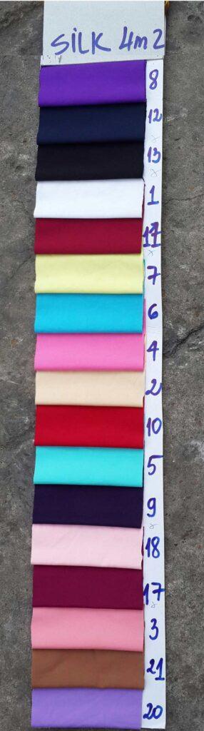 Vải thun lạnh 4 chiều giá sỉ - Vải Vân Sinh
