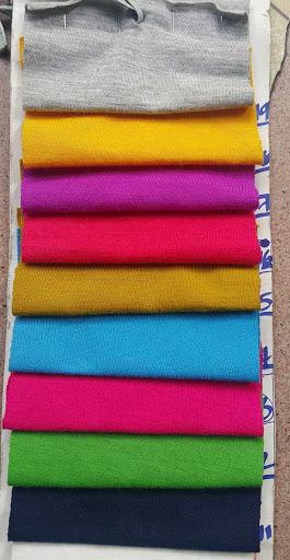 Vải thun PE là gì ? Đặc điểm của Vải rhun PE