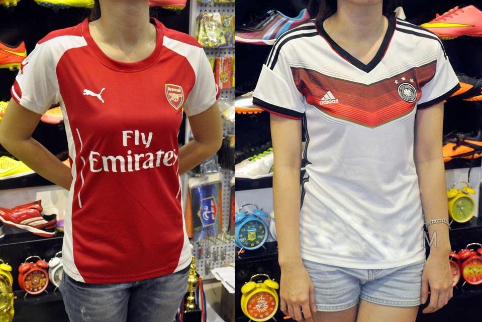 Ứng dụng của Vải thun lạnh thể thao - Vải Thun Vân Sinh