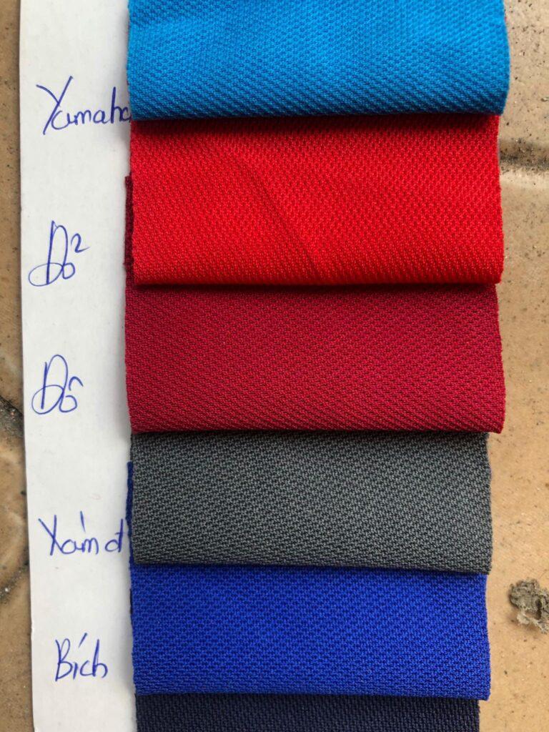 Cách phân loại vải thun cá sấu - Vải Vân Sinh