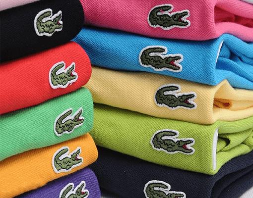 Vải thun cá sấu cao cấp giá rẻ - Vải Vân Sinh