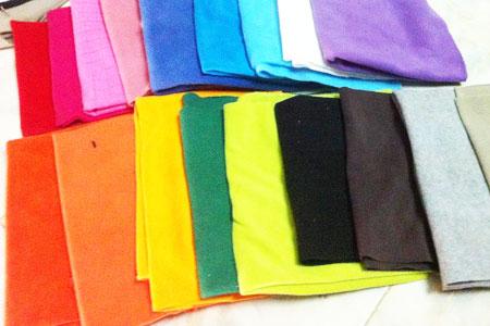 Vải thun TC - Vải thun cao cấp, chất lượng giá sỉ và rẻ