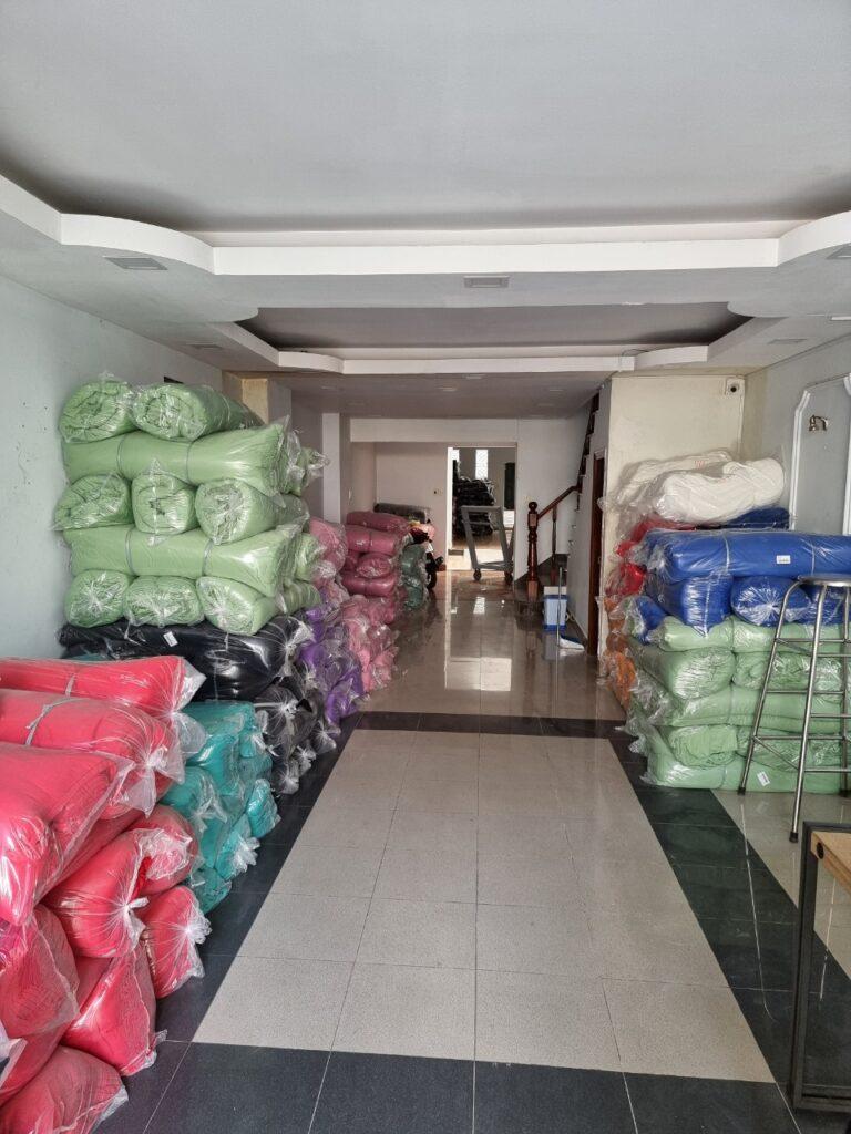 Văn Phòng Vải Vân Sinh - Vải Thun Tân Bình