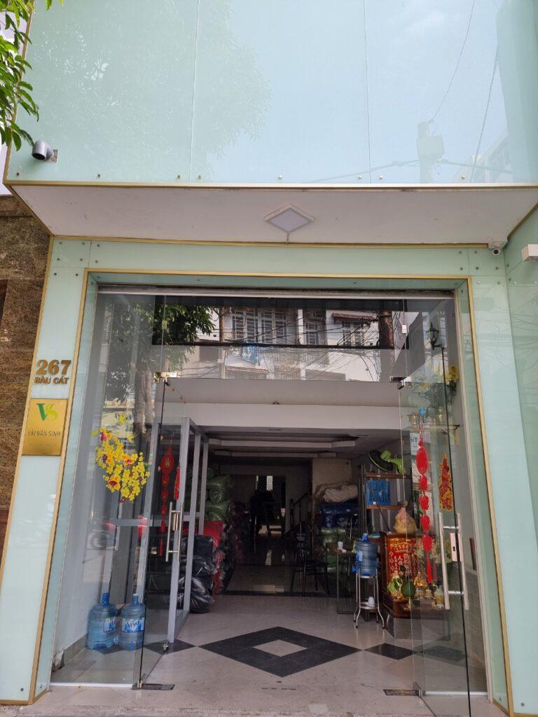 Văn Phòng đại diện Vải Vân Sinh