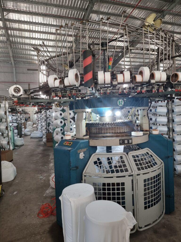 Xưởng sản xuất vải Vân Sinh - Vải Thun Tân Bình