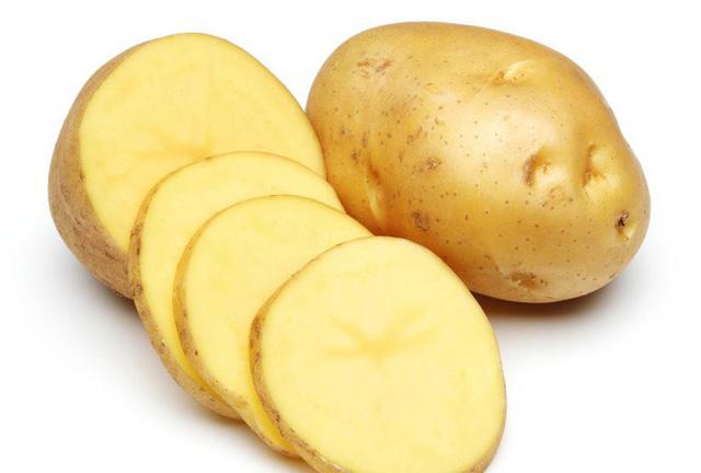 khoai tây cắt lát