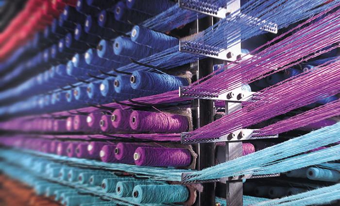 Qui trình nhuộm vải